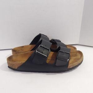 Birkenstock birkenflor Arizona double strap sandal